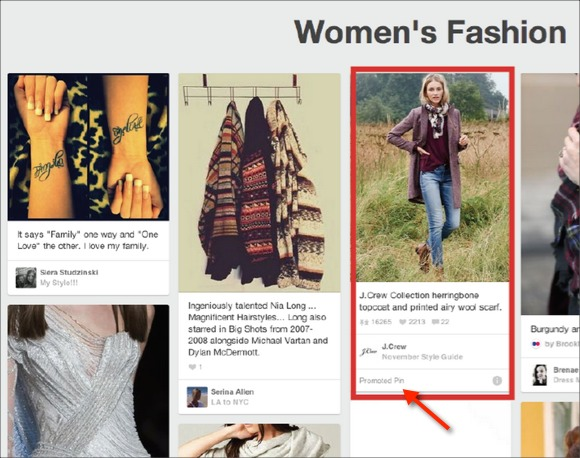pinterest-native-advertising