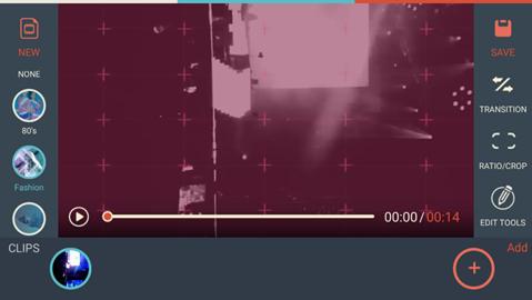 FilmoraGo Trim Video 1