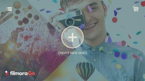 FilmoraGo Upload Video