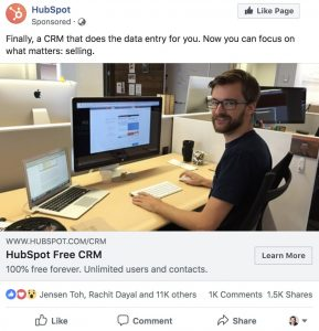 HubSpot Offer Example