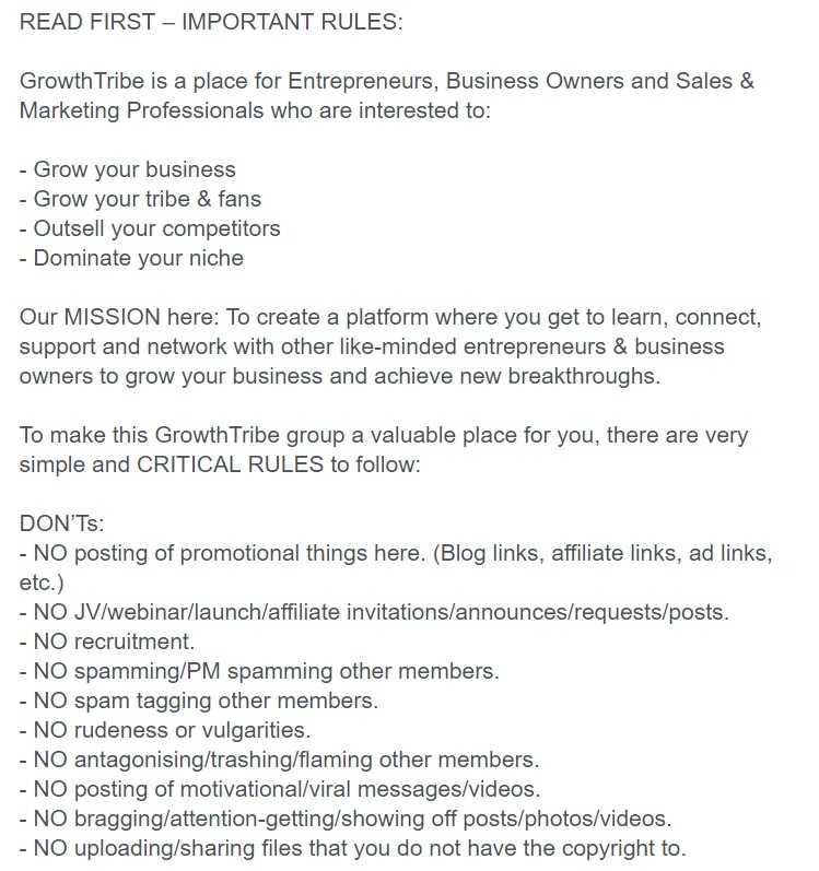 How To Build And Grow Your Own Facebook Group – GrowthTribe