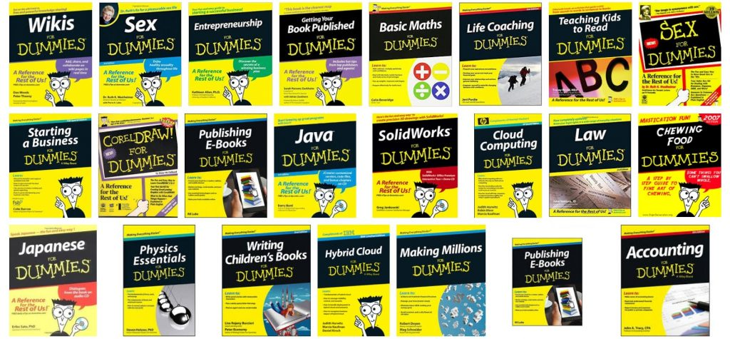 For Dummies Series Example