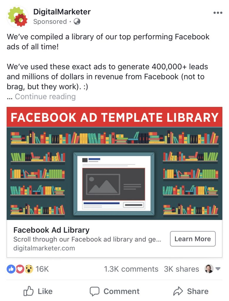 How To Launch Your First Facebook Post Engagement Campaign Growthtribe