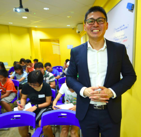 Edwin from EduEdge Learning Hub