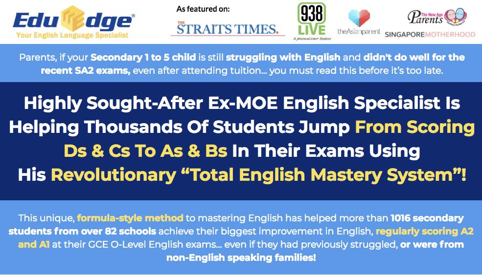 EduEdge Sales-Letter