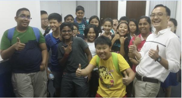 Math Accelerator Centre